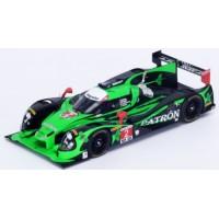 LIGIER JS P2 HPD 24h Daytona'16 #2, winner S.Sharp / J.VanOverbeek / E.Brown / LF.Derani