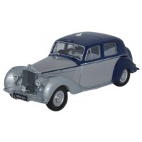 BENTLEY Mk6, midnight blue/shell grey