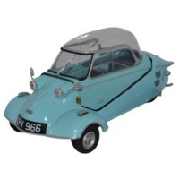 MESSERSCHMITT KR200 Bubble Top, l.blue