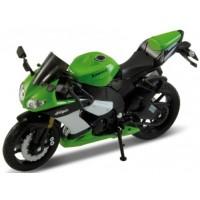 KAWASAKI Ninja ZX-10R, green