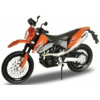 KTM 690 Enduro, orange