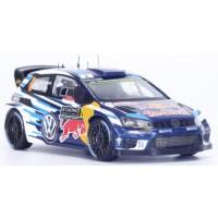 VOLKSWAGEN Polo R WRC Rally MonteCarlo'16 #2, J.Latvala / M.Antilla