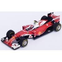 FERRARI SF16-H GP Bahrain'16 #7, 2nd K.Raikkönen
