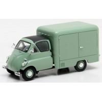 ISO Isetta Carro Furgone, 1957, green