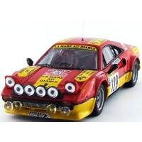 FERRARI 308 GTB Gr.4 Rally MonteCarlo'83 #129, Gauthier / Gauthier