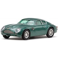 ASTON MARTIN DB4 GT Zagato, 1960, british racing green