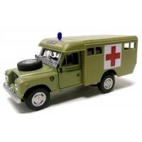 LAND ROVER 109 military Ambulance