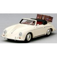 PORSCHE 356 Cabriolet, ivory