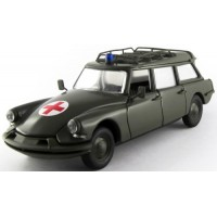 CITROËN DS Break Military Ambulance, 1960, green