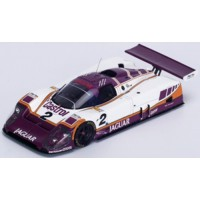JAGUAR XJR-9 LeMans'88 #2, winner J.Lammers / A.Wallace / J.Dumfries