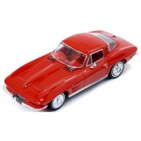 CHEVROLET Corvette Stingray, 1964, red