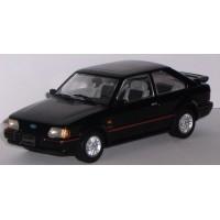 FORD Escort XR3i, 1990, black (limited 1008)