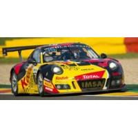PORSCHE 911 GT3 R IMSA 24h Spa'16 #76, 10th & ProAM winner P.Pilet / M.Jousse / R.Narac / T.Cornac
