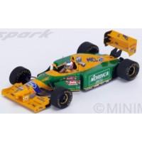 BENETTON B193B GP Monaco'93 #6, R.Patrese