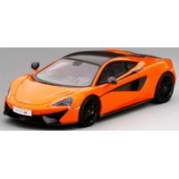 McLAREN 570 S (lhd), orange