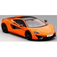 McLAREN 570 S (rhd), orange