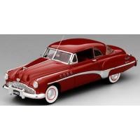 BUICK Roadmaster Riviera, 1949, red