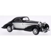 HORCH 853 Spezial Coupé, 1937, silver/black