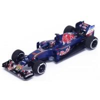 SCUDERIA Toro Rosso STR11 GP Spain'16 #26, 10th D.Kvyat