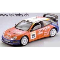 CITROËN Xsara WRC Rally Turkey'03 #19, winner C.Sainz