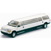 FORD Excursion Limousine, 2004, white