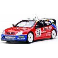 CITROËN Xsara WRC Rally Germany'03 #18, winner Loeb