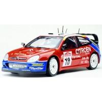 CITROËN Xsara WRC Rally Sanremo'03 #18, winner Loeb