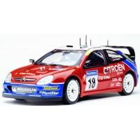 CITROËN Xsara WRC Rally TdCorse'03 #18, Loeb