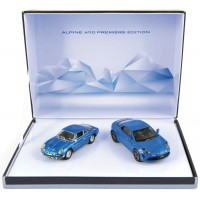 SET ALPINE A110, 1973 & 2017 (limited 500)