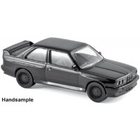 BMW M3 (E30), 1986, black