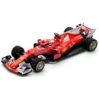 FERRARI SF70H GP Australia'17 #5, winner S.Vettel