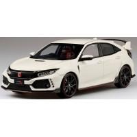 HONDA Civic type R (rhd), championship white (limited 999)