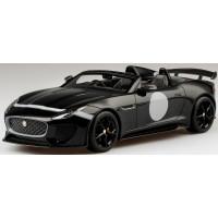 JAGUAR F type project 7, black (limited 999)