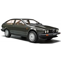 ALFA ROMEO GTV 6 2.5 1st Series, 1980, met.d.grey (limited 250)