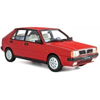 LANCIA Delta 1.6 HF Turbo, red (limited 250)
