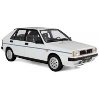 LANCIA Delta 1.6 HF Turbo, white (limited 250)