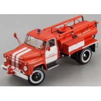 ATSU-10 (52) Fire Engin Truck, 1975