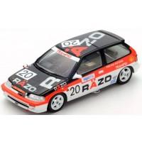 HONDA Civic EF3 Gr.3 Macau GuiaRace'89 #20, winner T.Tsutsumi (limited 300)