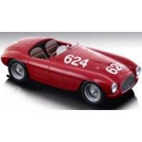 FERRARI 166 MM Spider MilleMiglia'49 #624, winner C.Biondetti / E.Salani