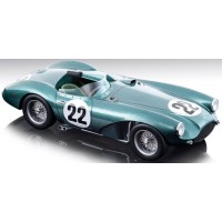 ASTON MARTIN DB3S Spa'55 #22, winner P.Frère (limited 90)