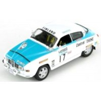 SAAB 96 V4 Rally RAC'74 #17, T.Rainio / K.Lehto (limited 75)