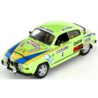 SAAB 96 V4 Rally Sweden'76 #4, winner P.Eklund / B.Cederberg (limited 75)