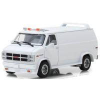 GMC Vandura Custom, 1983, white
