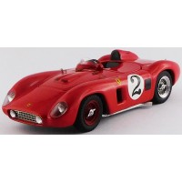 FERRARI 500 TR (Chassis #0652) Nassau Trophy'56 #2, 2nd M.Gregory