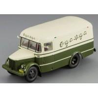 PAZ 661 Delivery Van, 1957