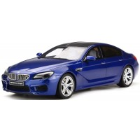 BMW M6 Gran Coupé, san marino blue (limited 999)