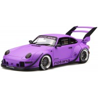 PORSCHE 993 RWB Rotana, matt purple (limited 1500)