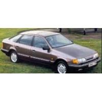 FORD Scorpio Ghia Mk1, 1986, met.brown