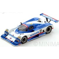 NISSAN R88C 24h LeMans'88 #32, A.Grice / M.Wilds / W.Percy