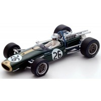 BRABHAM BT19 GP Belgium'67 #26, D.Hulme